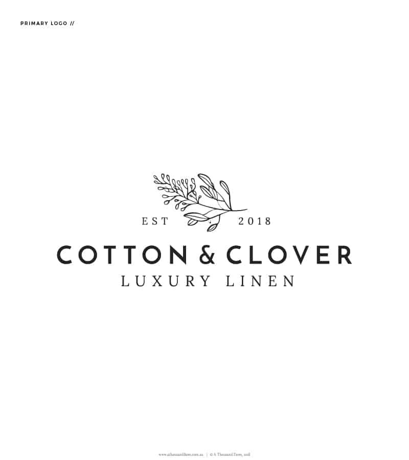 BB_Individual Brand Slides_COTTON CLOVER