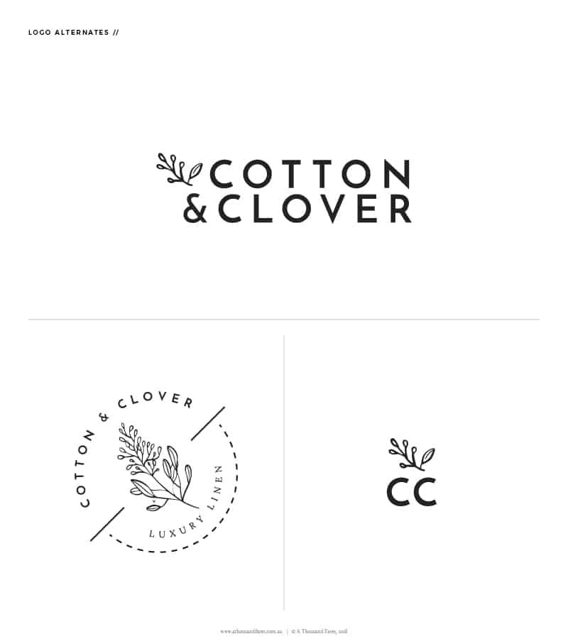 BB_Individual Brand Slides_COTTON CLOVER2