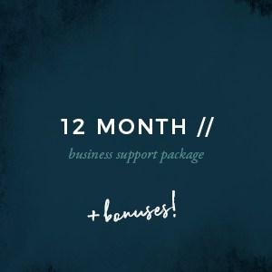 12 MONTH PKG