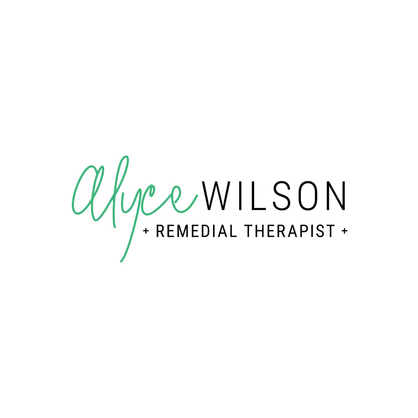Alyce Wilson RT logo