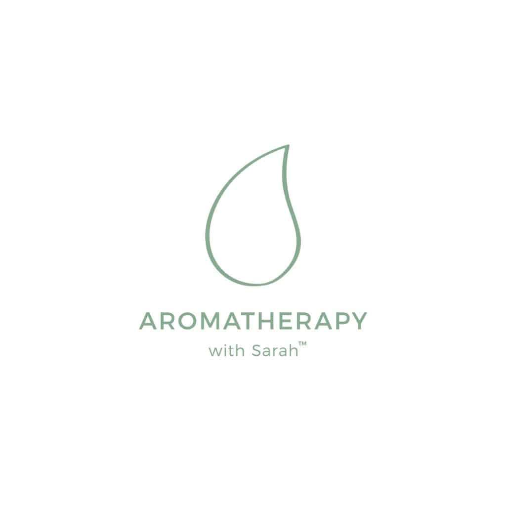 Aromatherapy with Sarah logo